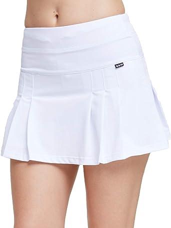 UDIY Activewear - Falda atlética para Mujer, Adolescente, Chica ...