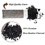 Marsheepy 12 Pack Bamboo Charcoal Bags and Odor