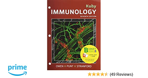 Kuby immunology 7th edition 9781464119910 medicine health kuby immunology 7th edition 9781464119910 medicine health science books amazon fandeluxe Image collections