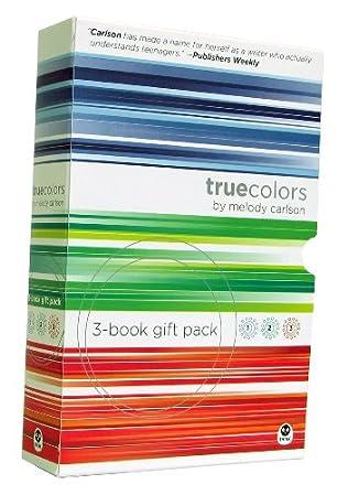 Truecolors 3 Book Gift Pack Truecolors By Melody Carlson