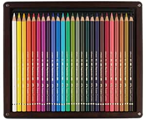 Faber Castell Anniversary Polychromos Set with Tin Box 25ct (japan import)