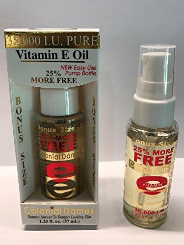 Vitamin E Oil 35,000 Iu. 2 Pk with Dispenser