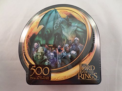 Lord Rings 500 Pcs Puzzle product image