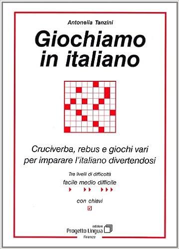 Vari Amazon Italiano In it E Rebus Cruciverba Giochiamo Giochi Cqq8wH