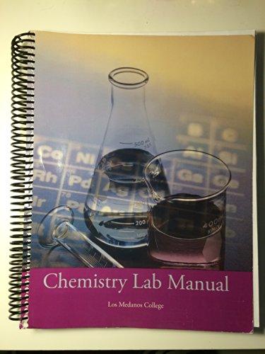 Signature Labs Series: Chemistry Lab Manual, LMC