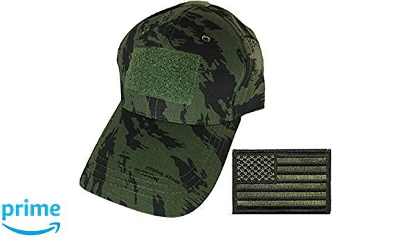 0ae244cf5ec039 Amazon.com: Ranger Return Tactical Military Digital Green Army Camo  Camouflage Baseball Adjustable Hat Cap with USA Flag Patch Od (Olive Drab)  ...