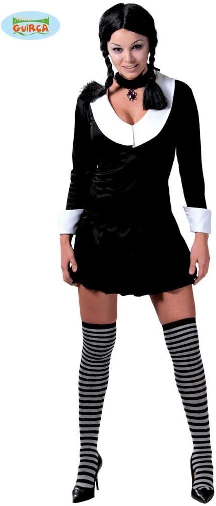 Guirca grafoplas SL. – Traje de Tiempo Familia Addams para Mujer ...