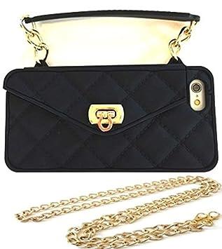 284112acad pursecase ( パースケース ) アメリカ の キュート iphone6 バッグケース カード 入れ 肩掛け クロス ゴールド