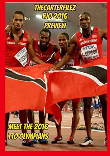 TheCarterFilez Rio Booklet: Meet Team TTO