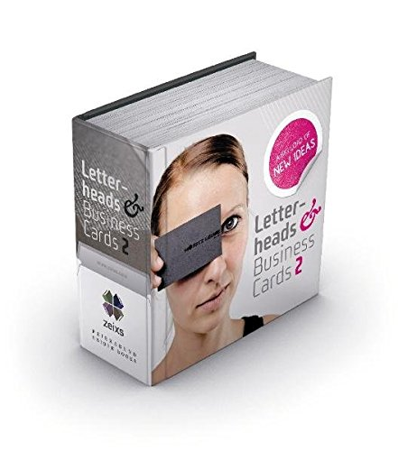 - Letterheads & Business Cards 2. Edited by Zeixs (Design Cube Series)
