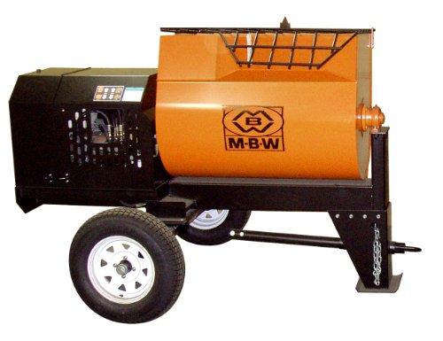 MBW M1211E Mortar and Plaster Mixer with 230V, 5HP, 10E Engine