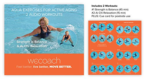 (2 Water Workouts Strength is Balance & Ai Chi Relaxation (AUDIO CD))