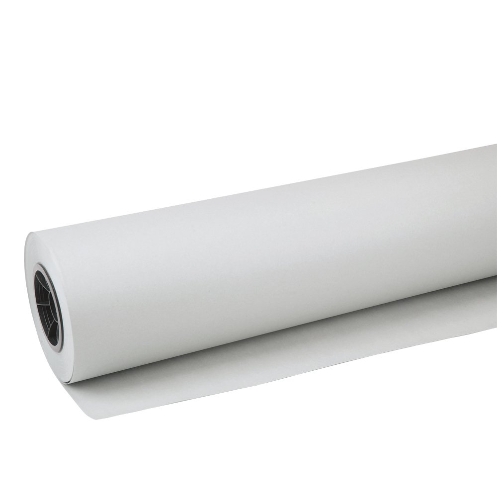 Lineco Gray Frame Backer Paper 36in by 300ft