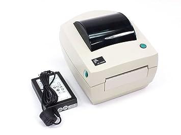 Zebra LP2844-Z Impresora Térmica etiqueta USB Serial Red + ...