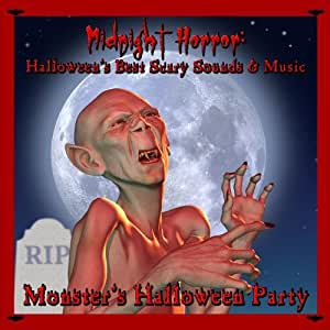 monsters halloween party midnight horror halloweens