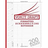 """Blank Screenwriting Notebook: Write Your Own Movies - 200 Pages of Pre-Formatted Script Templates - 8.5"""" x 11"""" Journal for Id"""