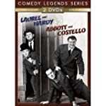 ABBOTT AND COSTELLO/LAUREL AND HARDY