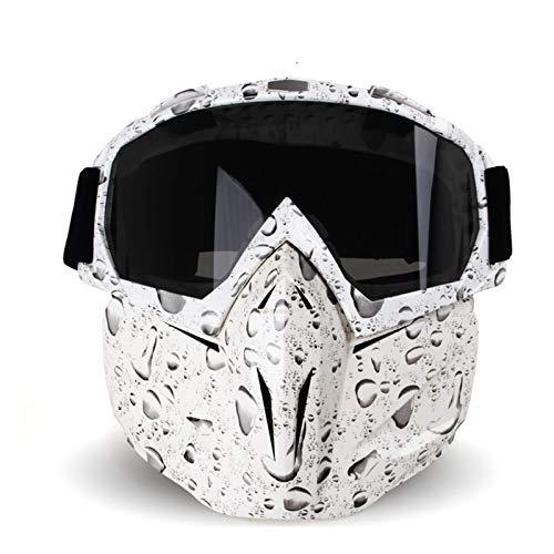 Gotas Protectoras De Blanco Viento Gafas Beydodo Hombre Deportes Trabajo Proteccion Unisex Moto vFq6aaxn5