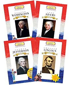 4-Presidents DVD Set (Getting To Know The U.S. Presidents)