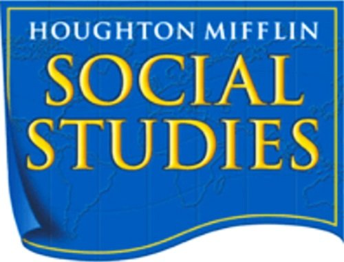 Houghton Mifflin Social Studies Georgia: Audio Book Mp3 Lv 2