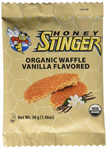 WAFFLE VANILLA 1OZ  (Pack Of - Stinger Organic Waffle