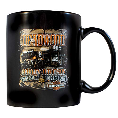 Harley-Davidson Deadwood Vintage Saloon Coffee Mug