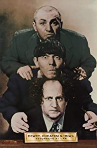 The Three Stooges Poster 24 x 36in