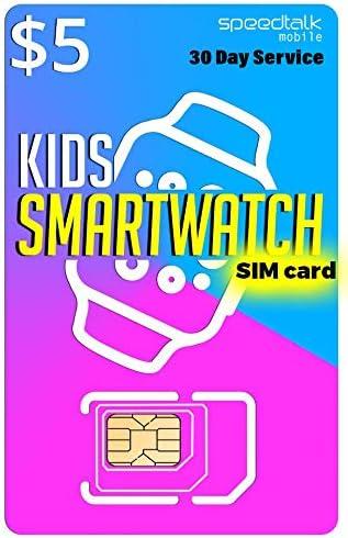 Amazon.com: Tarjeta SIM de 5 dólares para reloj inteligente ...