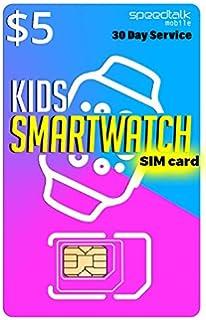 Amazon com: Padfender Smart Watch SiM Card | 3 in 1 SIM Card