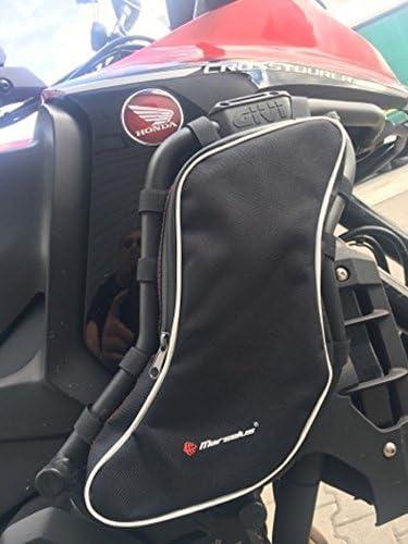 Honda Crosstourer Givi crash bar bags