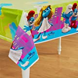 Hallmark Smurfs Table Cover
