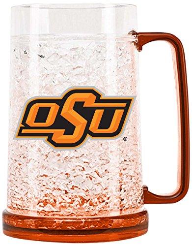 (Oklahoma State Cowboys Crystal Freezer Mug)