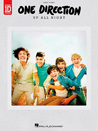 Hal Leonard One Direction - Up All Night for Easy - One Direction Up Album All Night