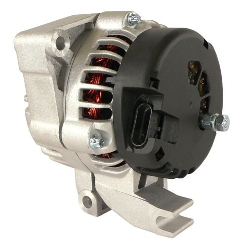 DB Electrical ADR0136 New Alternator For Buick Chevy 102 Amp, 3.1L 3.1 Impala Lumina Monte Carlo 00 01 2000 2001, Grand Prix 99 00 01 02 03 1999 2000 2001 2002 2003 321-1756 321-1759 321-1785 321-1807 (Buick Century Alternator)