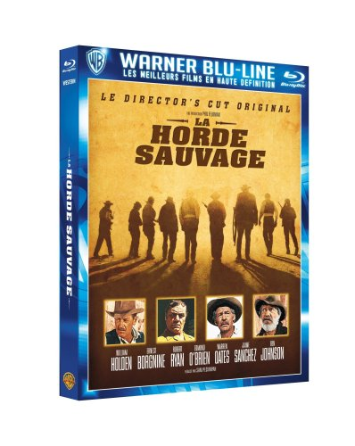 La Horde sauvage [Blu-ray]
