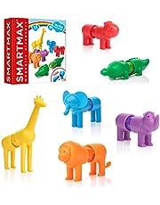 Smart Max-SMX220 My First Safari Animals (Pierre Belvedere- Toys 249856)