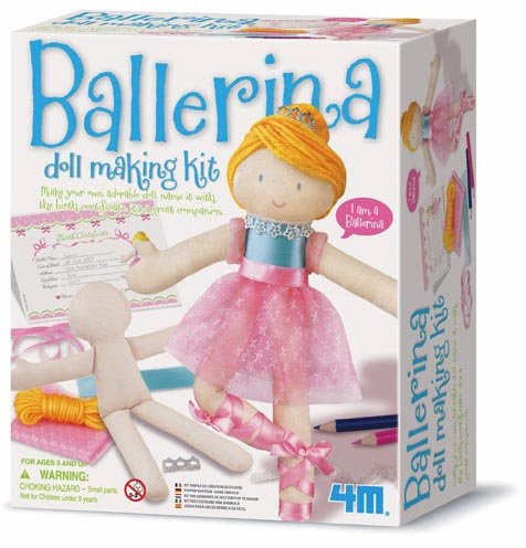 Doll Making Kit——Ballerina