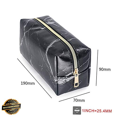 Gatton Marble Purse Box Travel Makeup Cosmetic Bag Toiletry Pencil Case Stationery NEW | Style TRVIHR-11292138