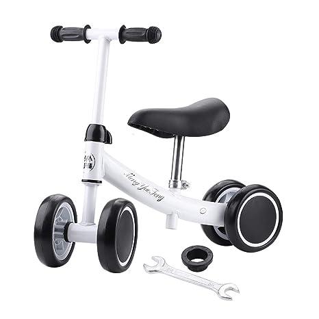Zerone Entrenamiento del Equilibrio Mini Bicicleta de Bebé sin Pedales , para Niño 1-2