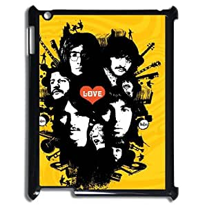 Rock band The Beatles poster Hard Plastic phone Case For Ipad 2/3/4 Case ART166232