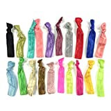 Wrapables 100pcs Assorted Childrens-Costume-Hairwork