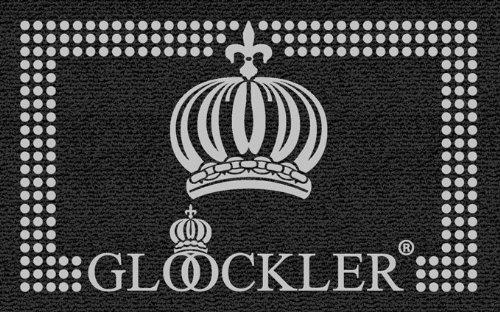 Harald Glööckler Designer Fußmatte Baroness Collection 50 x 80 cm - Schmutzfangmatte 211-11