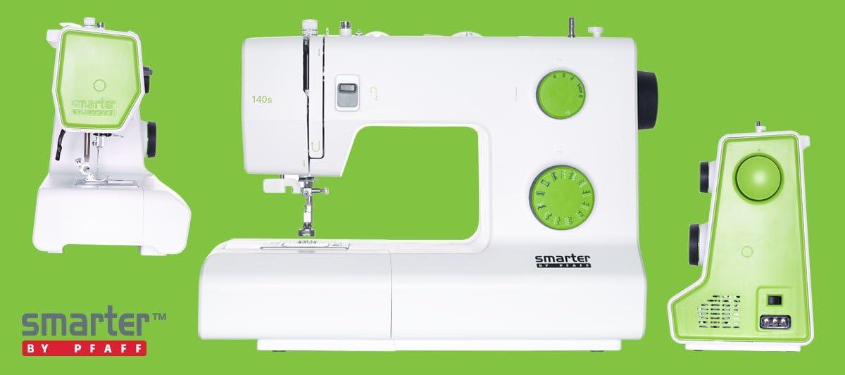 Pfaff Smarter 140s - Maquina de coser: Amazon.es: Hogar