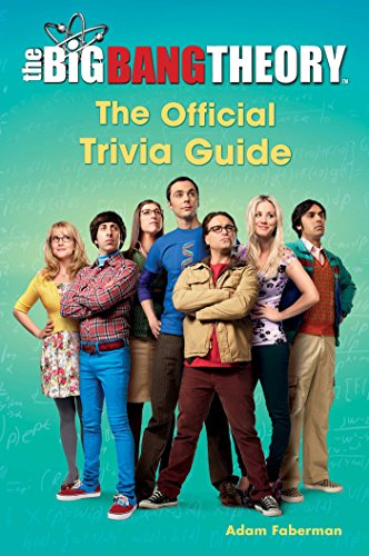 Amy Big Bang Theory Halloween (The Big Bang Theory: The Official Trivia)