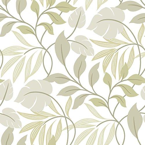 NuWallpaper NU1825 Meadow Wallpaper, Neutral