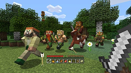 Minecraft - DLC,  Biome Settlers Skin Pack 1 - Wii U [Digital Code] by Mojang AB (Image #3)