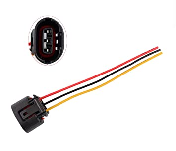 513z8vibmWL._SX355_ amazon com xa alternator repair plug harness connector for lexus toyota wiring harness connector replacement at n-0.co