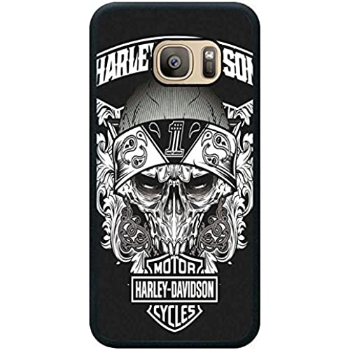BEIWU Generic S7 TPU Case,Harleydavidson 11 Black Carrying Case for Samsung Galaxy S7 Sales