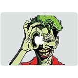 The Joker Looking Through Apple MacBook Pro Vinyl Decal sticker for Apple 13 inch