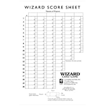 Oversized Wizard Scorepads
